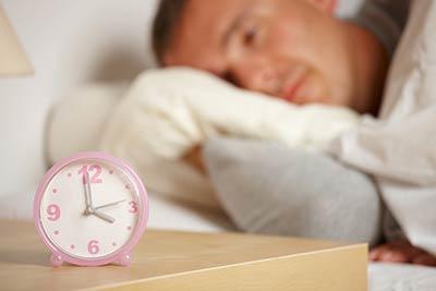 slaap-problemen